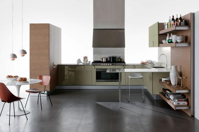 Mẫu phòng bếp đầy cá tính - ảnh 9