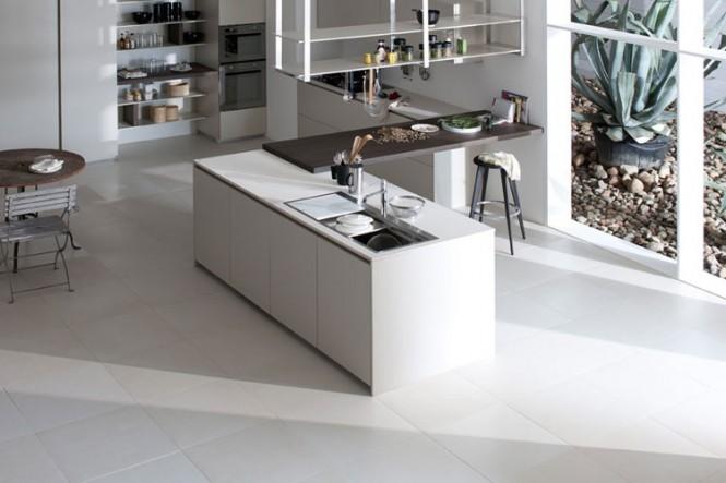Mẫu phòng bếp đầy cá tính - ảnh 10