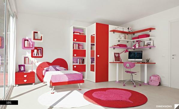 5. Khi thiết kế phòng ngủ trẻ hãy quan tâm đến ánh sáng và sự thông thoáng nhiều hơn để trẻ phát triển khỏe mạnh nhất