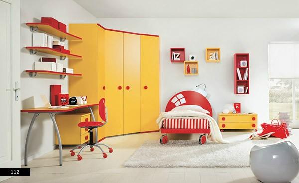 11. Với giường ngủ có thể dễ dàng di chuyển sẽ tạo ra sự thích thú cho trẻ