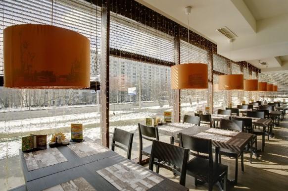 mẫuthiết kế nhà hàng đẹp - homexinh