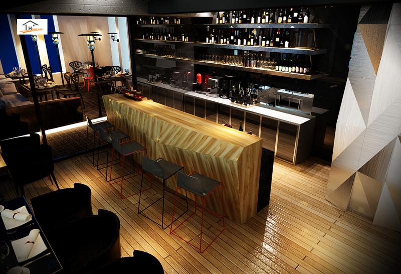 +19 Mẫu thiết kế nhà hàng đẹp nhất năm 2018 - 220197