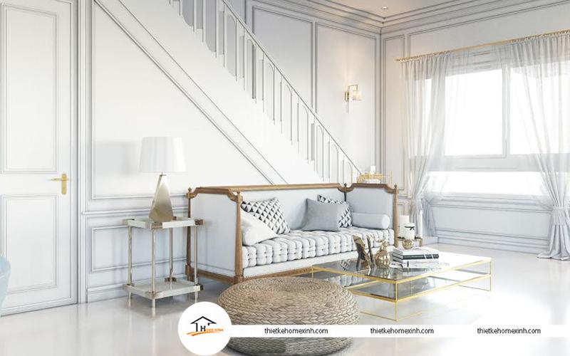 Nội thất nhà biệt thự theo phong cách scandinavia - homexinh