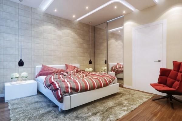 Mẫu nội thất phòng ngủ đẹp, đơn giản