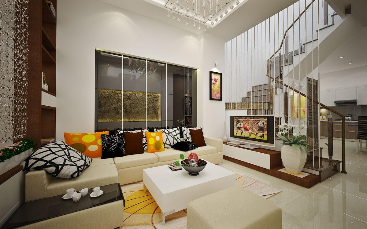 Kết quả hình ảnh cho thiết kế nội thất phong cách hiện đại