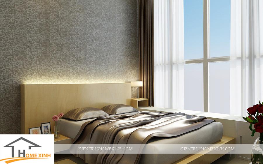 màu sắc nội thất phòng ngủ
