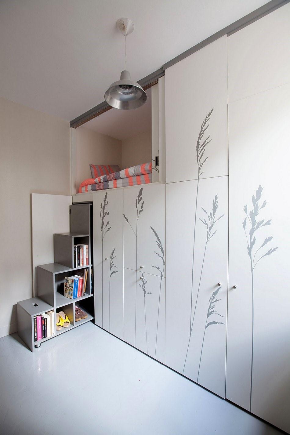 Thiết kế căn hộ 80m2 độc đáo