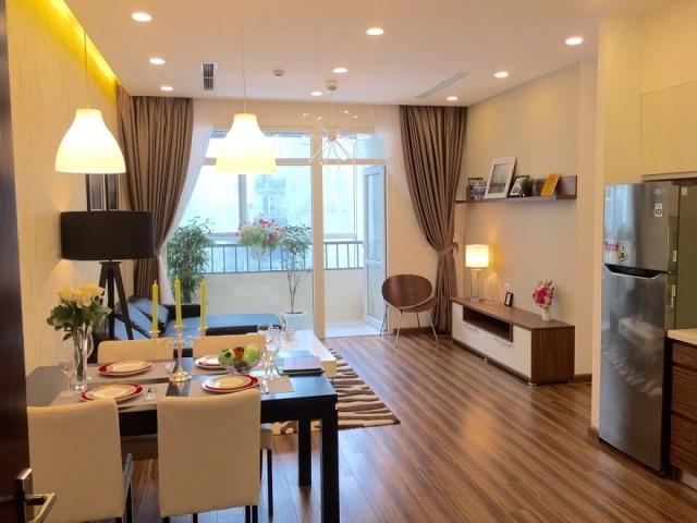 thiết kế chung cư 90m2 3