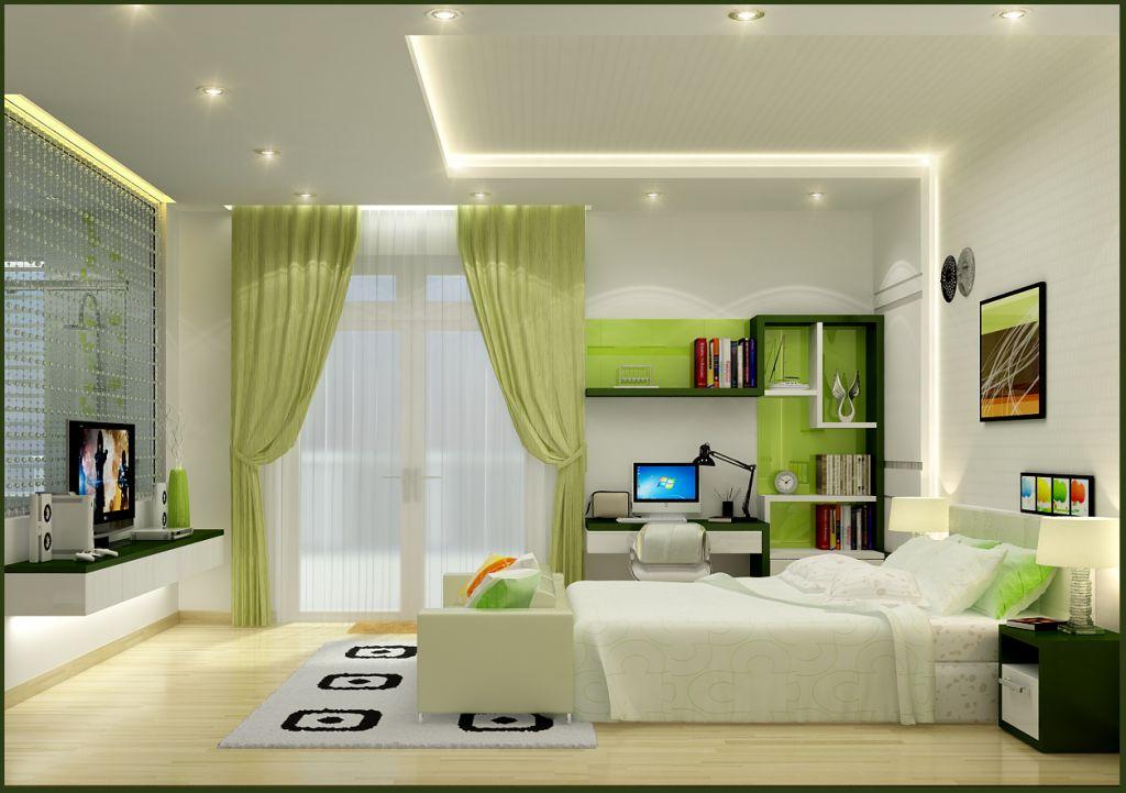 thiết kế chung cư 90m2 4