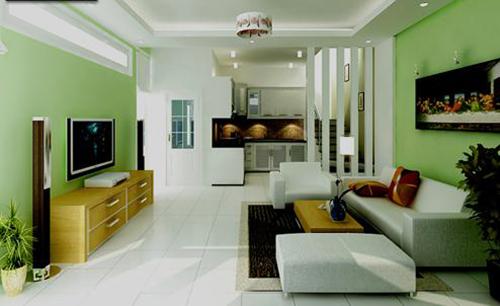 thiết kế chung cư 90m2 5