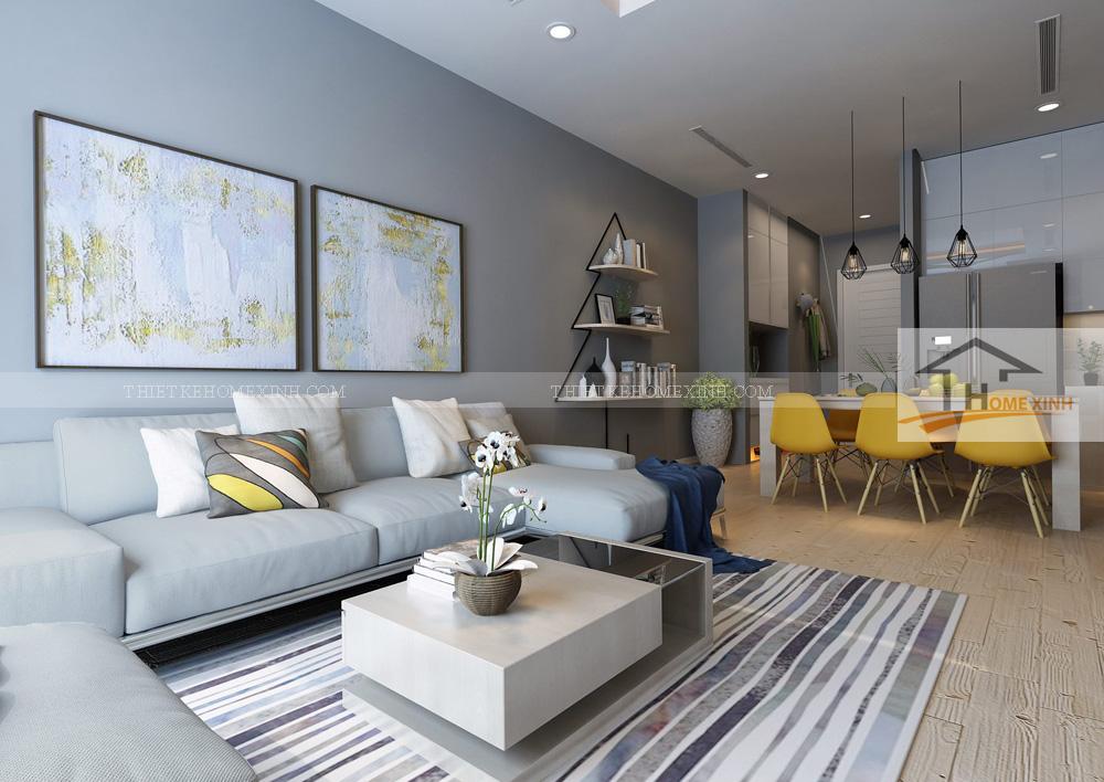 mua sắm nội thất chung cư