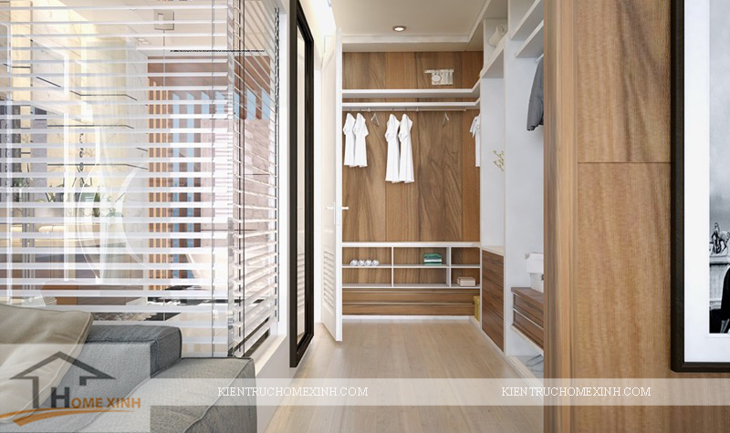 Thiết kế nội thất phòng ngủ master - Ảnh 03