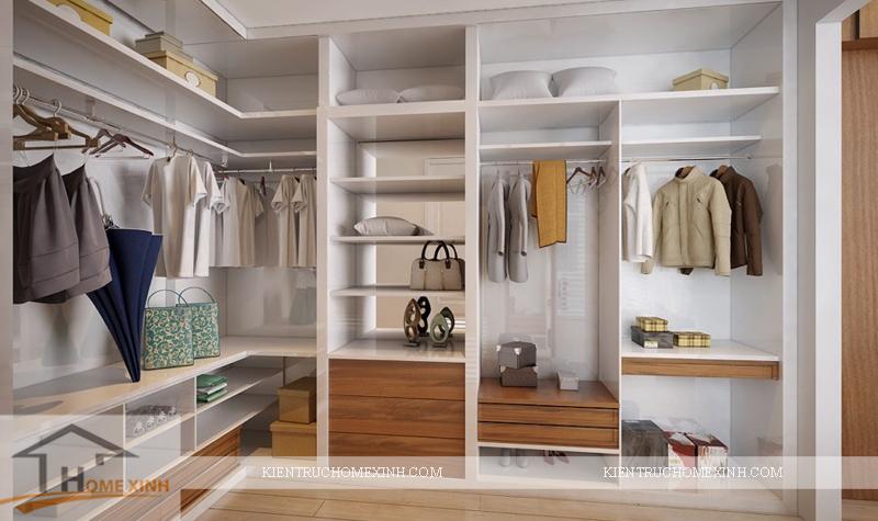 Thiết kế nội thất phòng ngủ ông bà - Ảnh 05