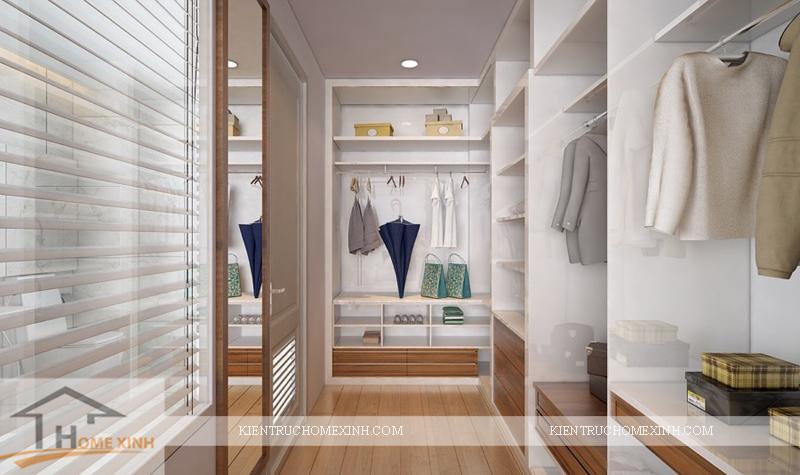 Thiết kế nội thất phòng ngủ ông bà - Ảnh 06