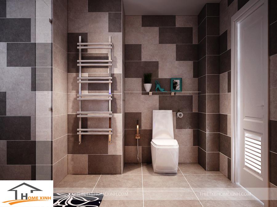 Phòng vệ sinh tầng 1