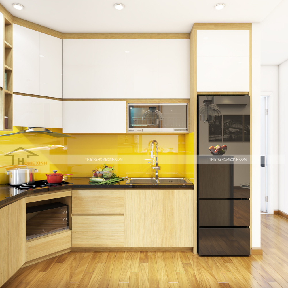 lựa chọn tủ bếp theo mệnh ngũ hành