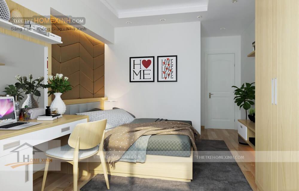 Phòng ngủ hiện đại và tinh tế