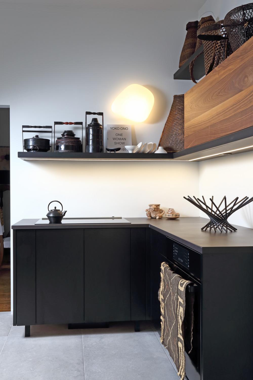 Thiết kế bếp hiện đại, đơn giản