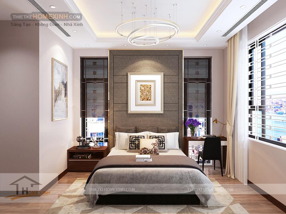 Phòng ngủ đẹp và được thiết kế tiện dụng