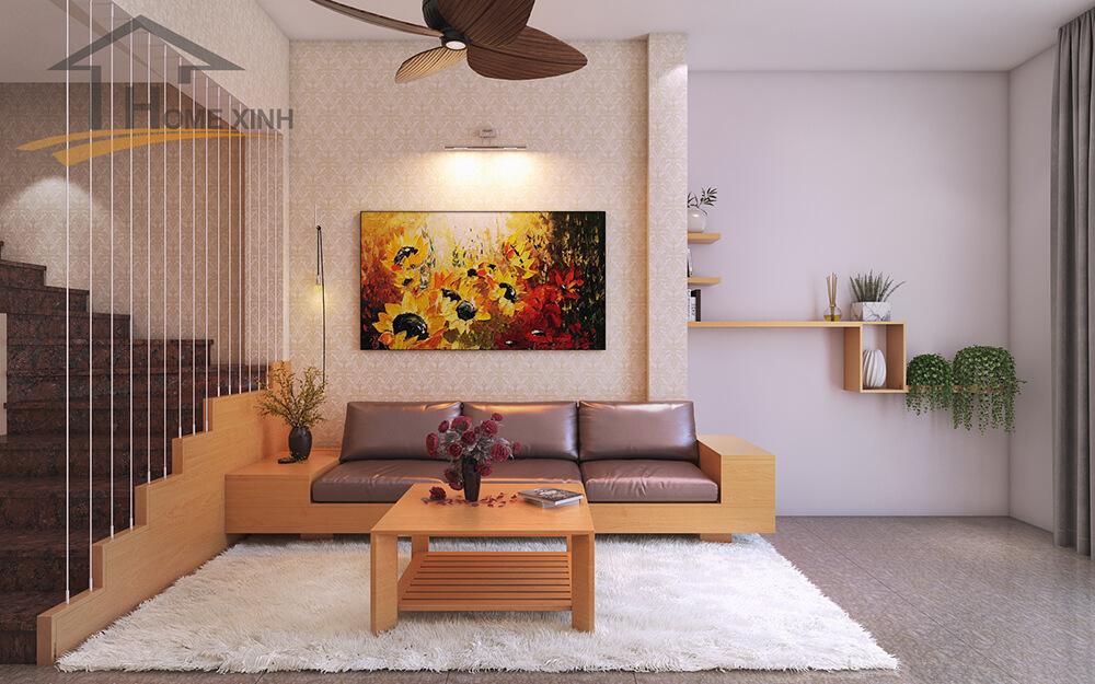 Bộ ghế sofa hiện đại và vững chắc