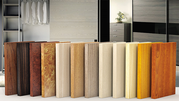 Hình ảnh các đoạn mẫu gỗ của an cường