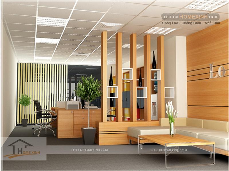 Thiết kế văn phòng theo hướng mở