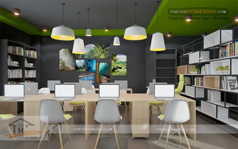 Những mẫu thiết kế nội thất văn phòng đẹp - 224714