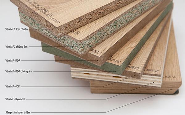 Cốt các loại gỗ an cường