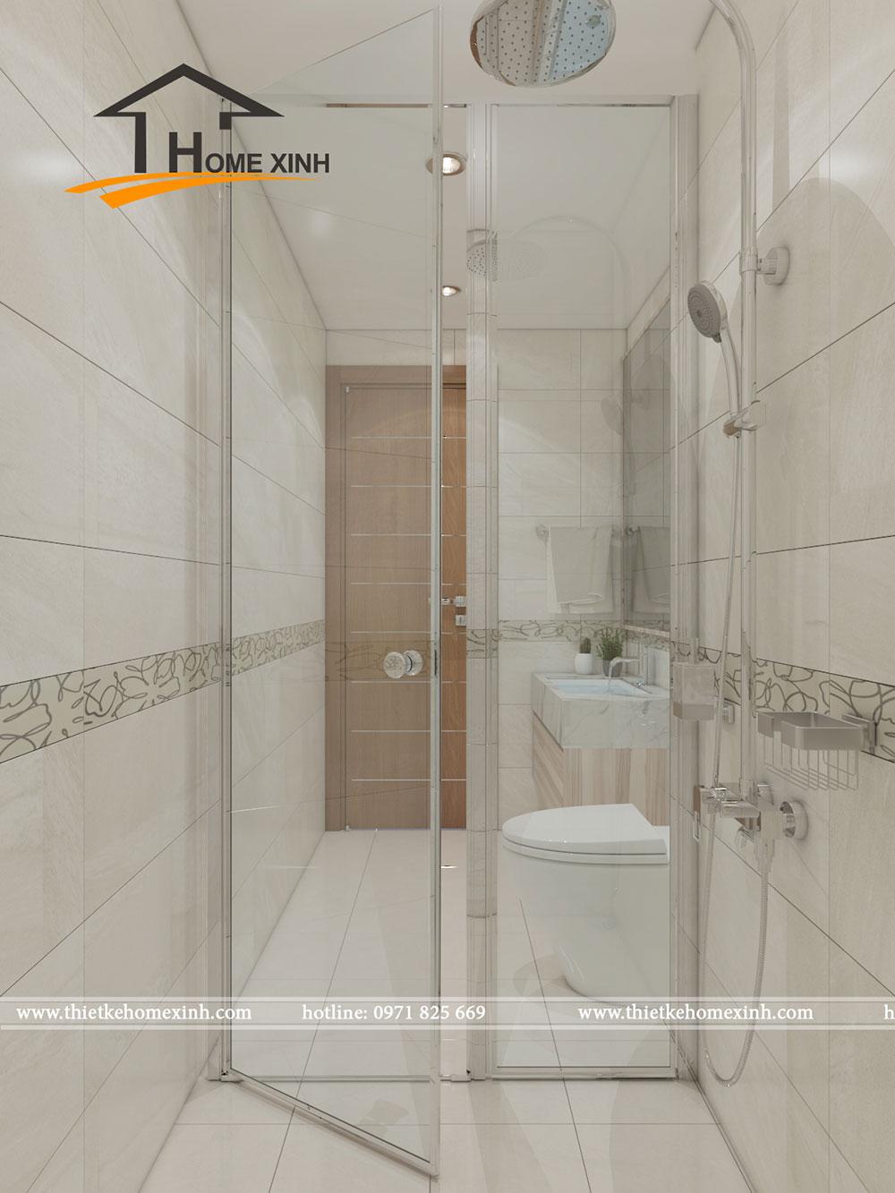 Nhà vệ sinh trong phòng ngủ master 2