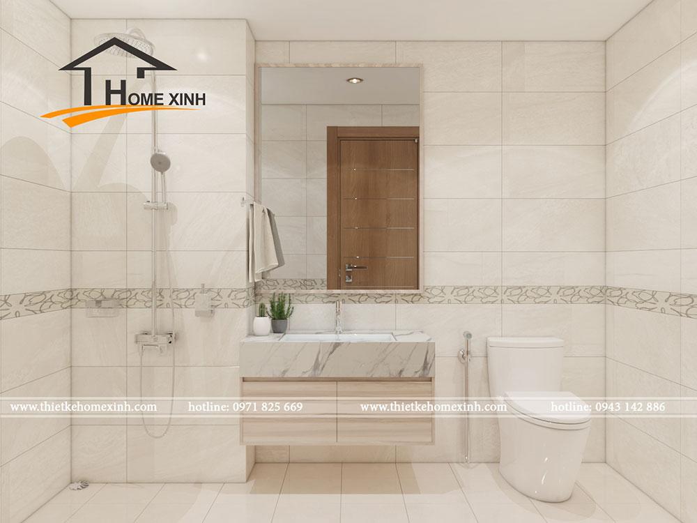 Thiết kế nhà vệ sinh chung 1