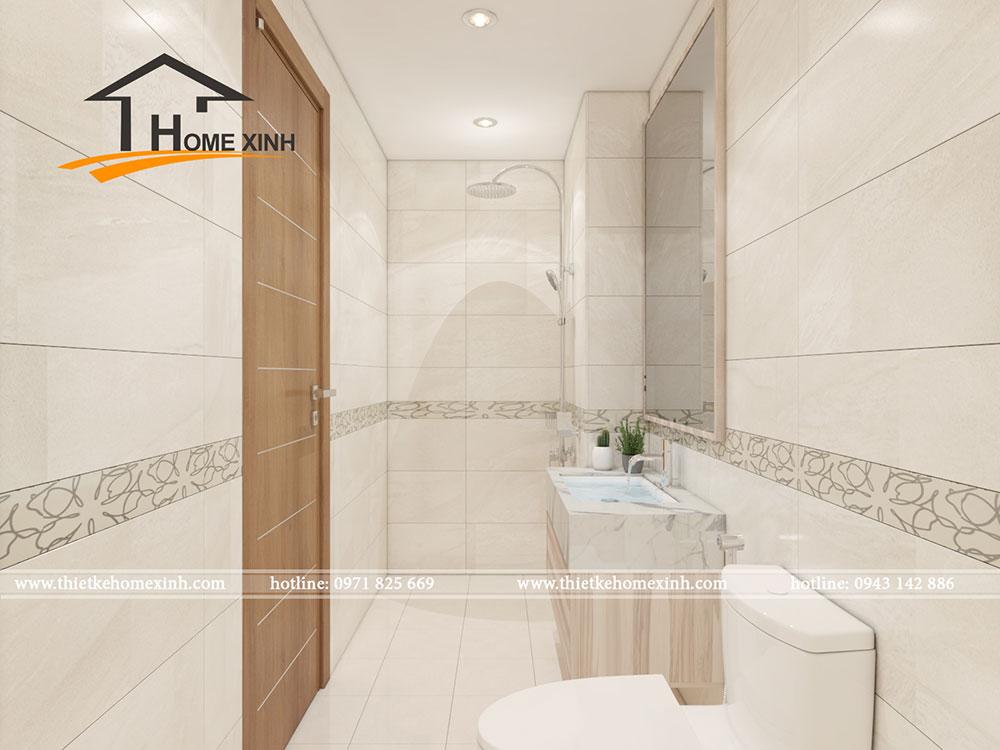 Thiết kế nhà vệ sinh chung 2