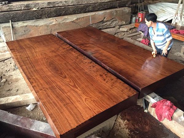 Gỗ Gụ, các loại gỗ tự nhiên dùng trong nội thất