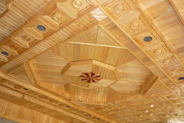 Gỗ Pơ Mu, các loại gỗ tự nhiên dùng trong nội thất