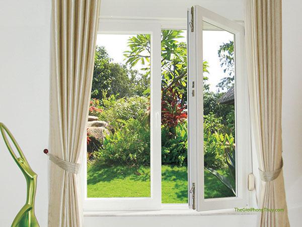 Lựa chọn hướng cửa sổ theo phong thủy