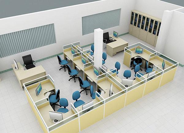 Không gian nội thất trẻ trung năng động