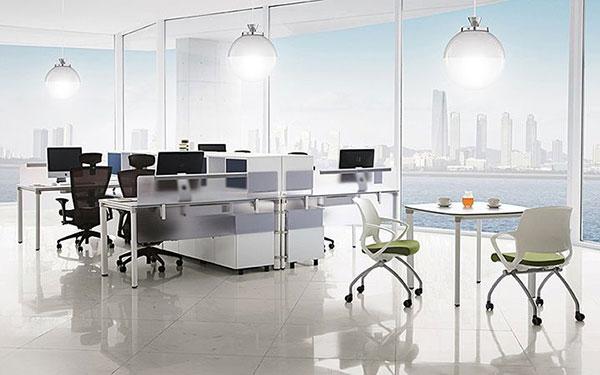 Bố trí nội thất văn phòng trang nhã