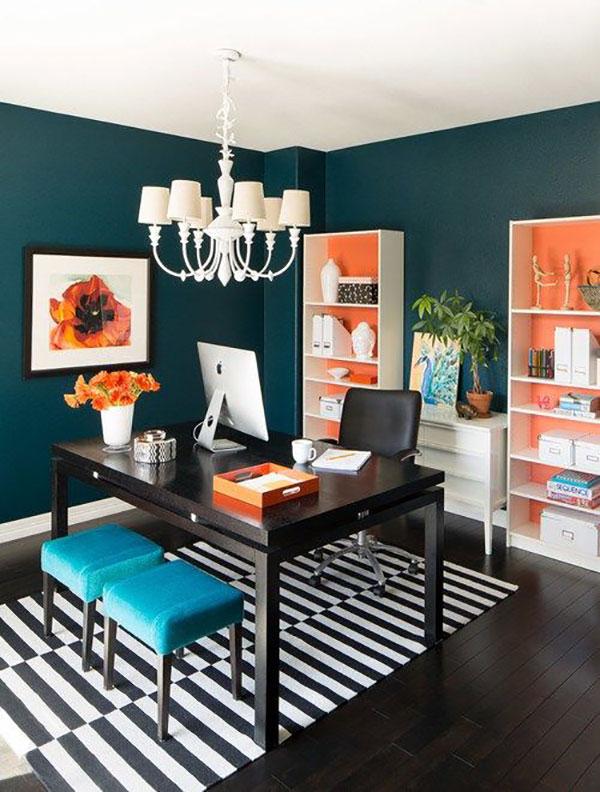 Thiết kế văn phòng nhỏ với chi phí dưới 30 triệu đầy đủ tiện nghi