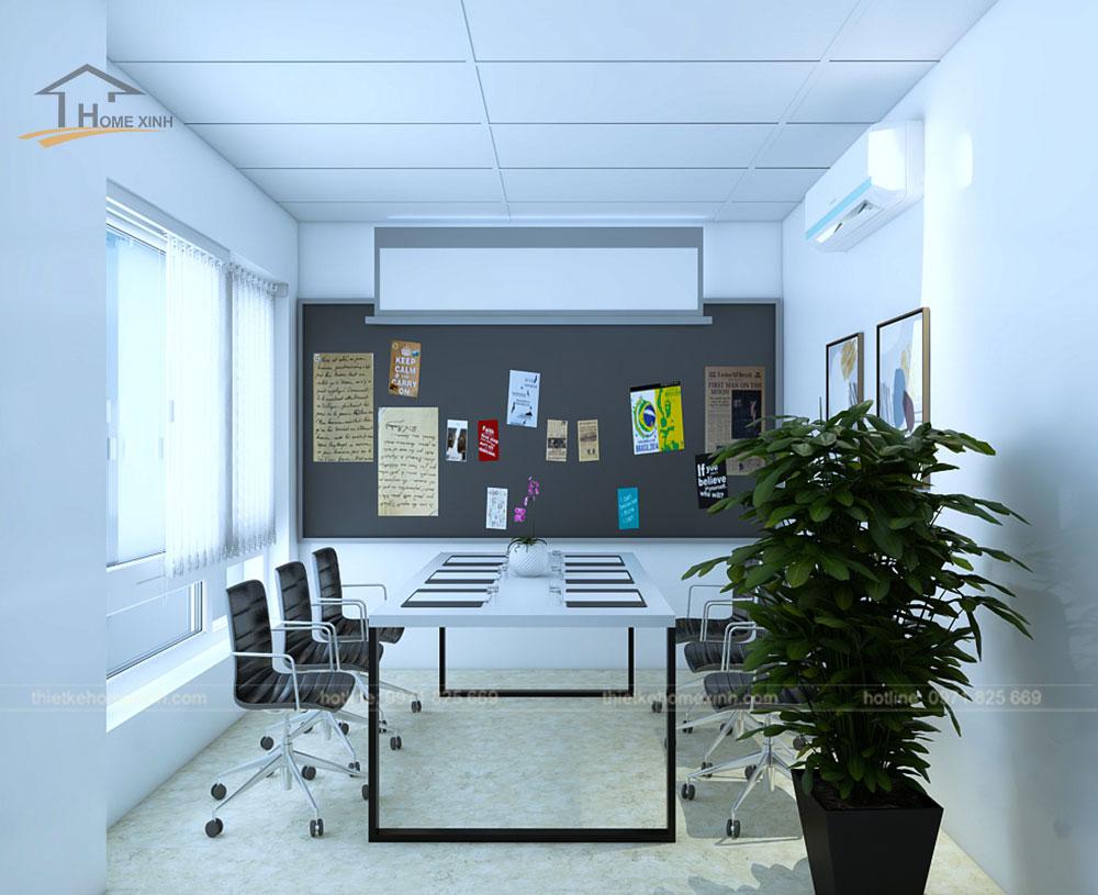 Phòng họp công ty Softviet