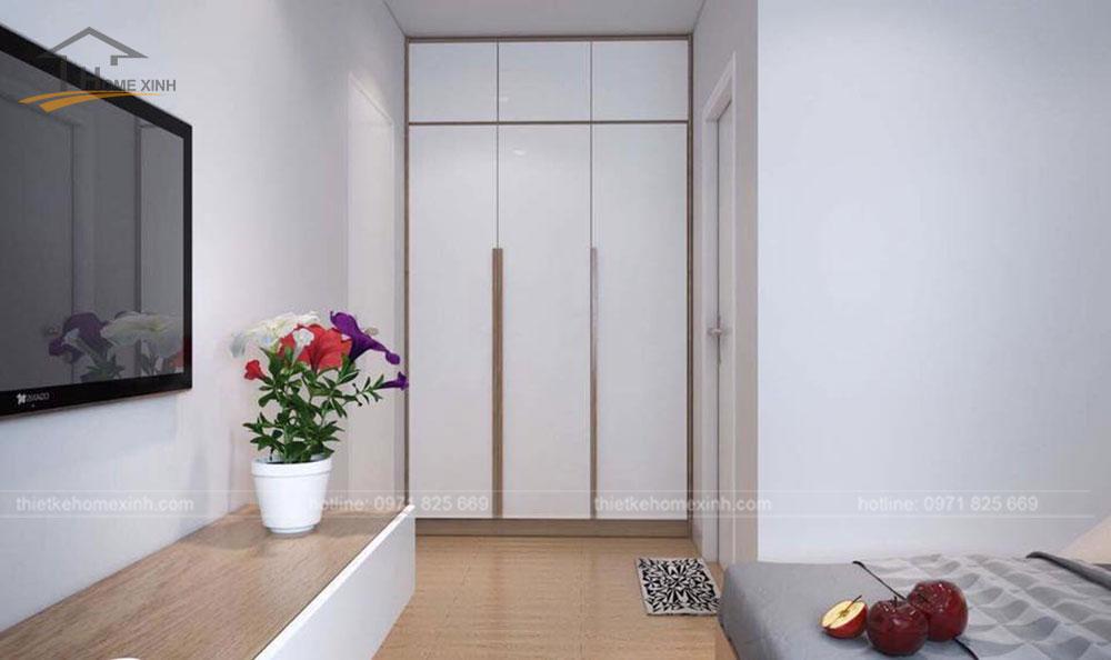 thiết kế nội thất chung cư N04A ngoại giao đoàn 9