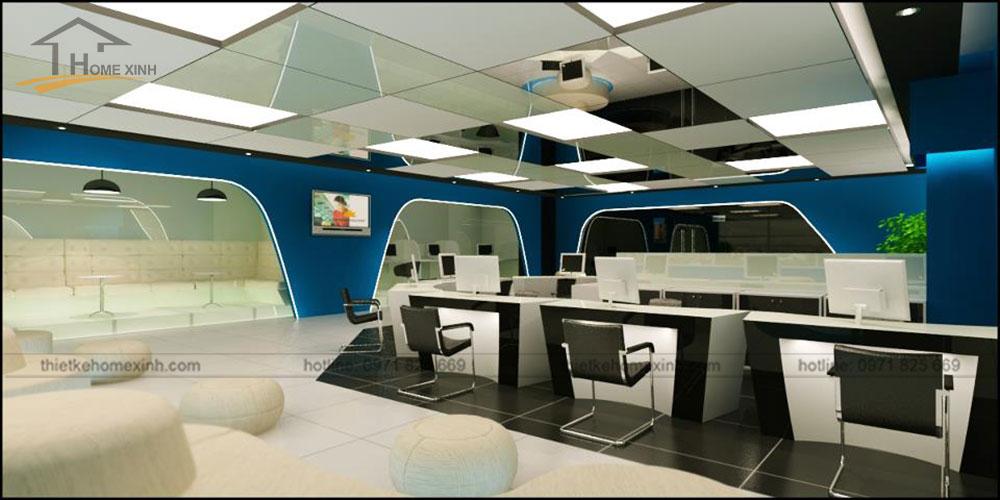 Thiết kế phòng vé việt nam airline 6