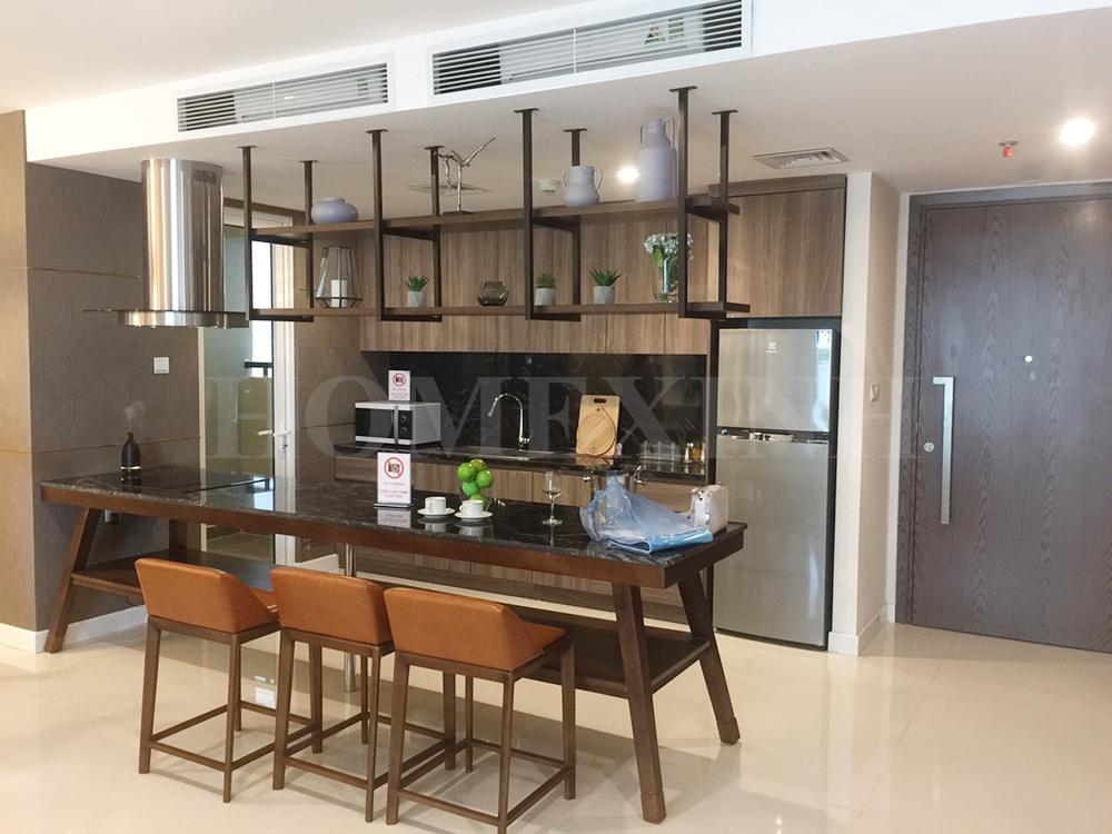Nội thất bếp đẹp và tiện dụng