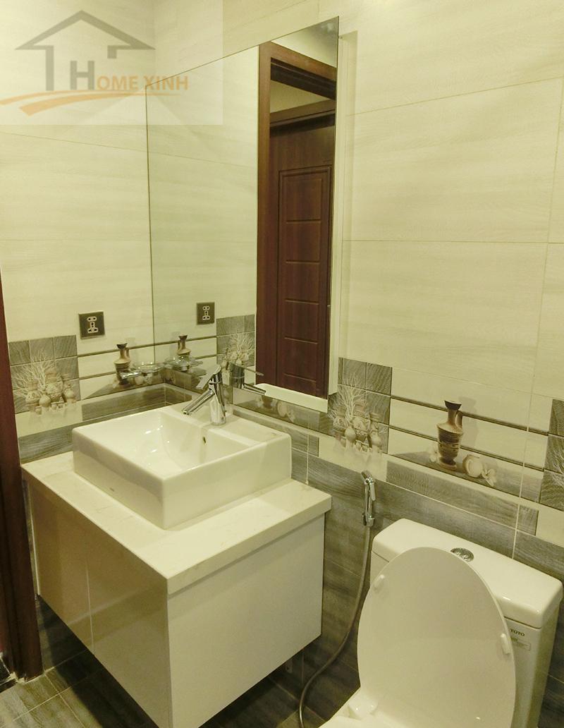 Phòng vệ sinh ngọn ngàng