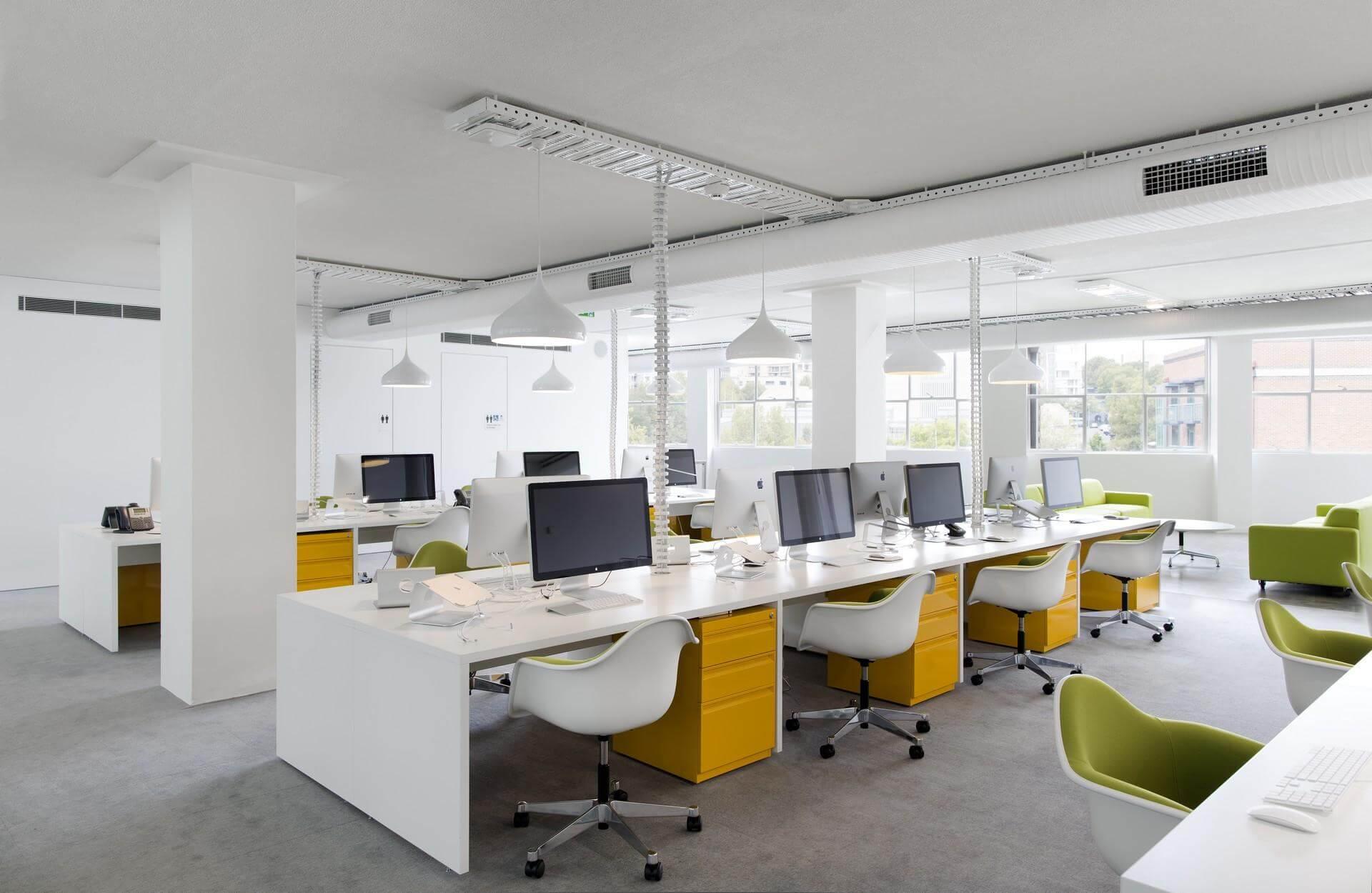 Kết quả hình ảnh cho thiết kế văn phòng làm việc