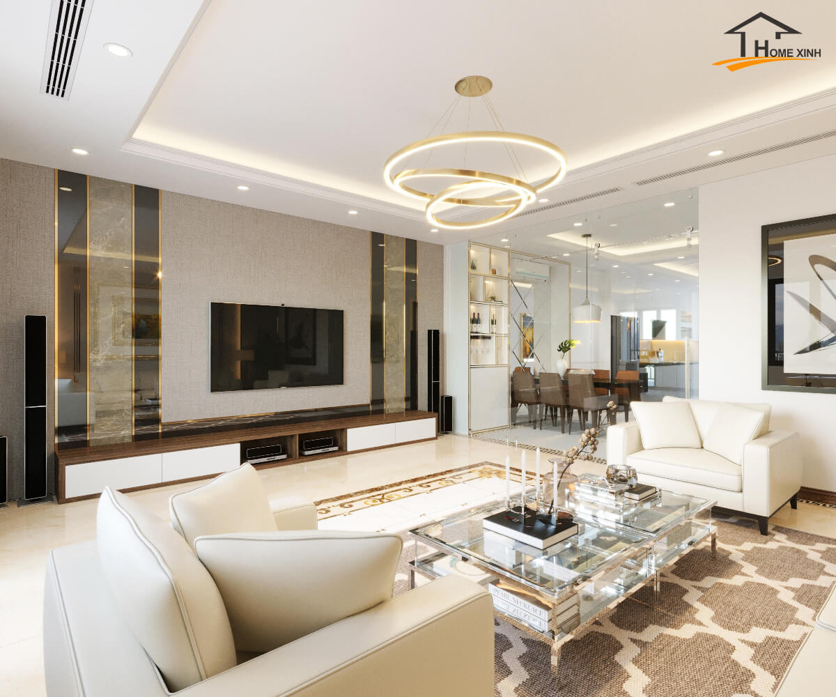 nội thất chung cư hiện đại đẹp