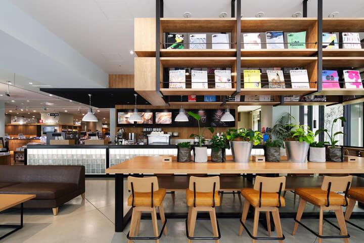 thiết kế thi công nội thất quán café