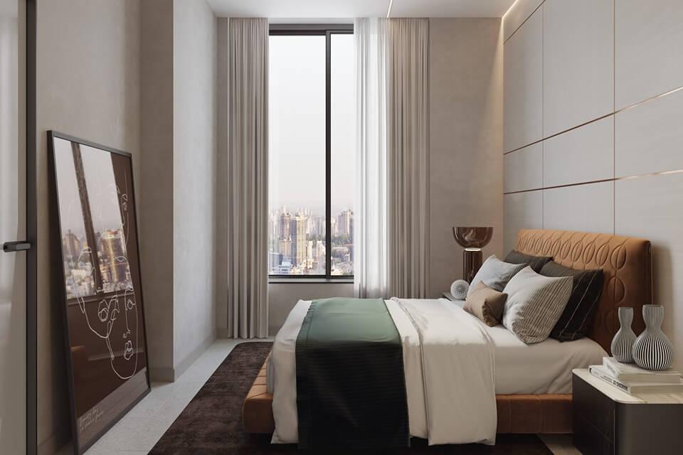 Hình ảnh mẫu thiết kế chung cư hiện đại SKYLINE