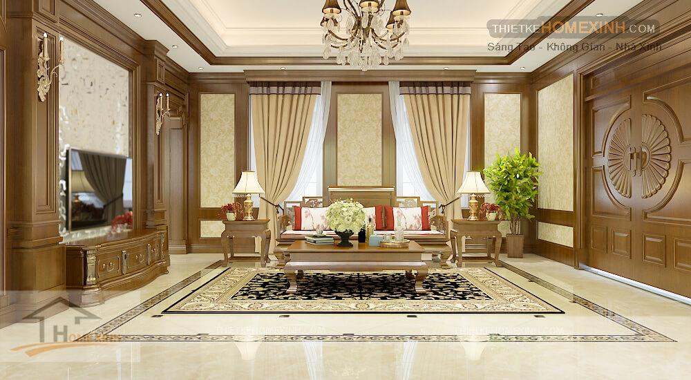 thiết kế nội thất chung cư 5