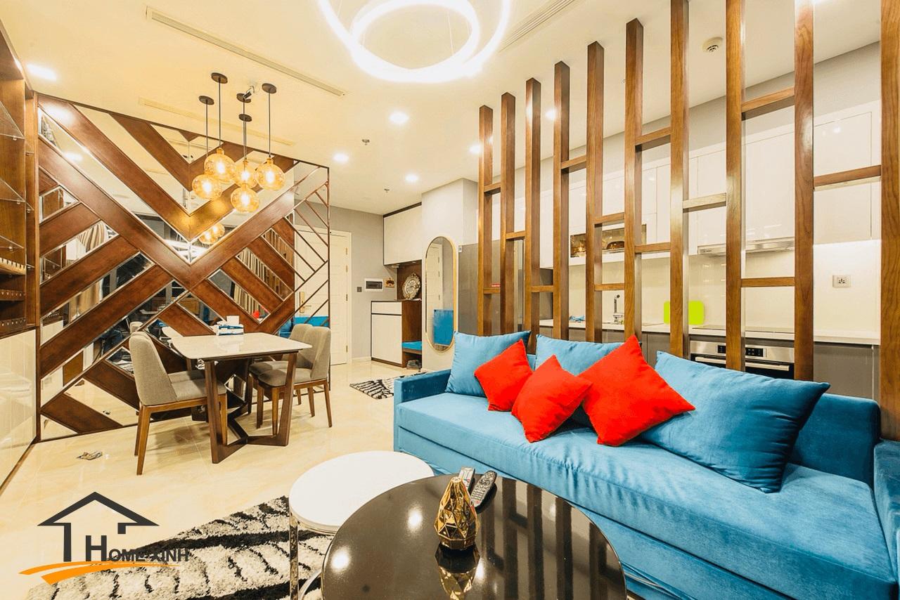 thiết kế nội thất chung cư 7