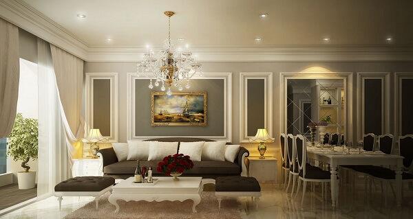 thiết kế nội thất chung cư 8